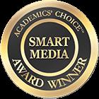 Academics' Choice Smart Media Award Winner Seal