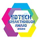 Winner EdTech Breakthrough Awards 2020